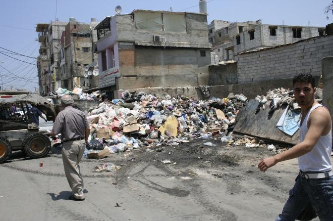 Palestiniens: l'impossible retour (Liban)
