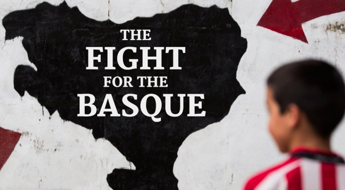 The fight for the Basque (article)