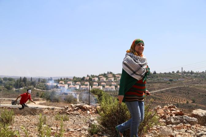 Une vie très occupée (Cisjordanie)